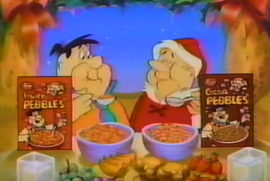 fruity pebbles commercial fred barney