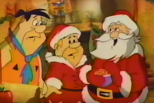 fruity pebbles fred barney christmas